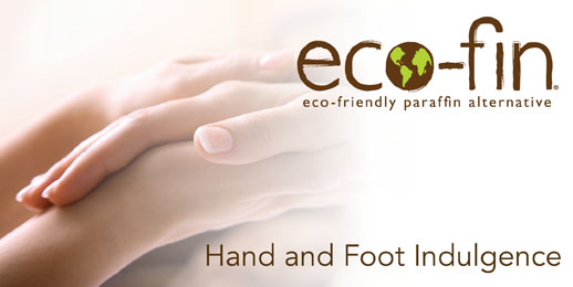 eco fin Soothe and soften hands and feet with this eco-friendly alternative to traditional paraffin enough.